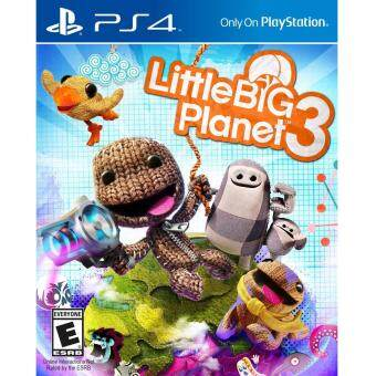 Harga PS4 Little Big Planet 3 (English)