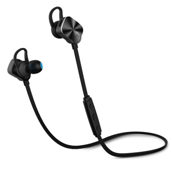 Harga Mpow Wolverine Bluetooth 4.1 Wireless Sports Headphones-Black -