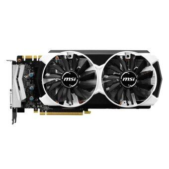 Harga MSI GeForce GTX 970 4GB GDDR5 256bits Overclocked Graphics Card (Black & White Design)