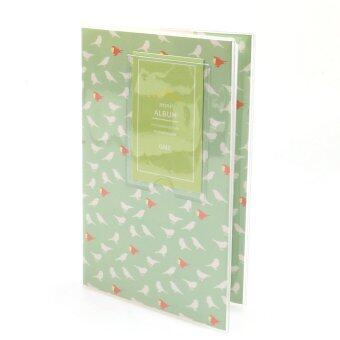 Harga KEEP/Fujifilm Instax Album 84 Photo Lovable Korean Style (Bird) 51037