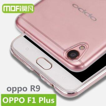 Harga MOFI TPU for OPPO R9 compatible with OPPO F1 plus case silicon back cover transparent color