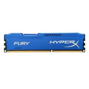 Harga Kingston 4GB HyperX Fury Blue 1866MHz DDR3 Gaming PC RAM (1.5V - HX318C10F/4)