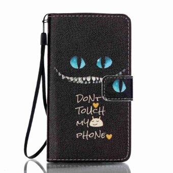 Harga Moonmini PU Leather Cover for Lenovo A536 (Multicolor)