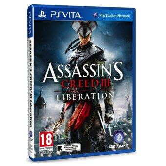 Harga Ps Vita Assassin's Creed III Liberation