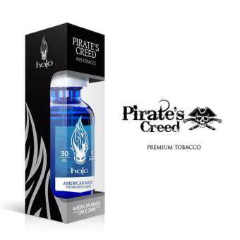 Harga halo pirates creed e-liquid 30ml (12mg)