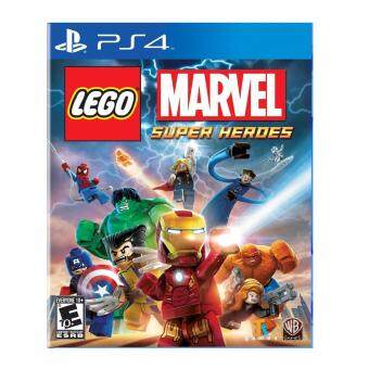 Harga (PS4) Lego Marvel Super Heroes (RALL/ENG)