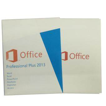 Harga Original Commercial/Business use Ms Office 2013 Professional Plus FPP Product Key Serial