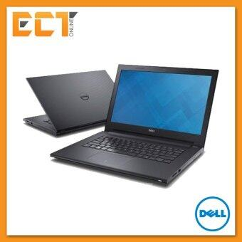 "Harga Dell Inspiron 14 3458-00452G Multimedia Notebook (i3-5005U 2.90GHz,500GB,4GB,Nvidia 920M-2GB,14"",W10) - Black"