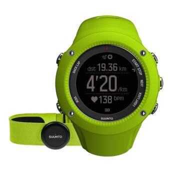Harga Suunto Ambit3 Run Multisports GPS Watch (Lime,HR)