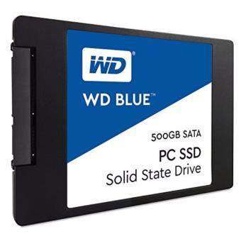 Harga # WESTERN DIGITAL WD BLUE PC SSD # 250GB l 500GB l 1TB