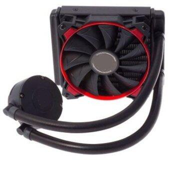 Harga ID-COOLING One 12cm Fan CPU Liquid Cooler Frostflow 120 for Multi-Platform Suitable for LGA2011/1150/1151/1155/1156/1366/775/FM2+/FM2//AM3+/AM3/AM2+/AM2