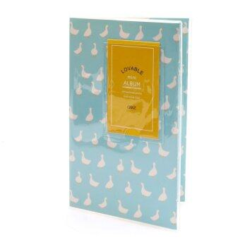 Harga KEEP/Fujifilm Instax Album 84 Photo Lovable Korean Style (Cutie Duck) 51038