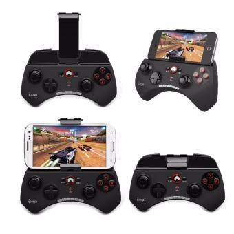Harga IPEGA PG-9025 Wireless Bluetooth Gamepad Game Controller Joystick Android iOS ( Black )
