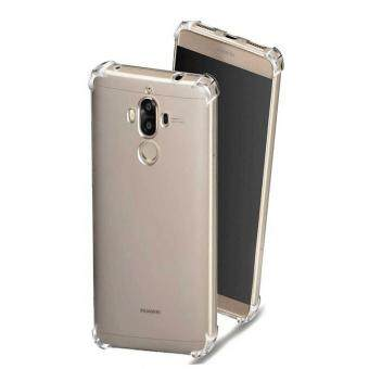 Harga Huawei Mate 9 Case, Gogerstar Soft TPU Case Crystal Transparent Slim Anti Slip Shockproof Back Cover Case for Huawei Mate 9