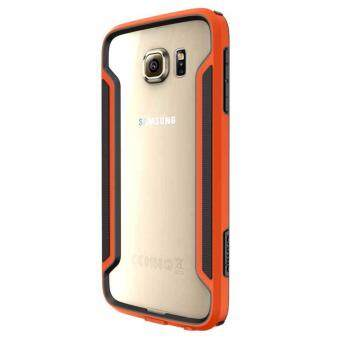 Harga Samsung Galaxy S6 Nillkin Armor Border series Bumper Case - ORANGE