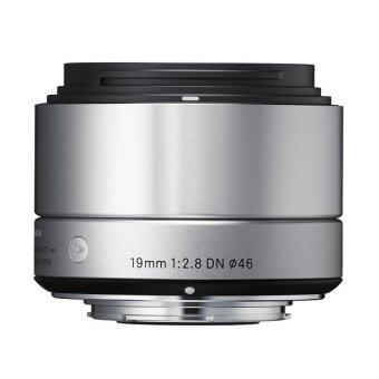 Harga Sigma 19mm f/2.8 DN Art Lens for Sony E Mount (Silver)