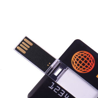 Harga High Speed Fast Speed 32GB credit card USB Flash Drive Shockproof Pen drive pendrive personalized memory storage Thumb Stick