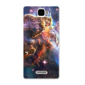 Harga PC Plastic nebula space spectacular Case for Lenovo S856 (Multicolor)