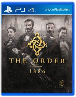 Harga (PS4) The Order: 1886 (RALL/ENG)
