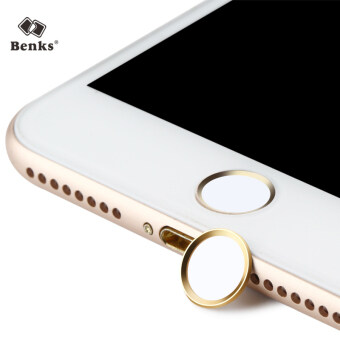 Harga Benks Home Button Sticker For iPhone 6 6s plus 7 7plus iPad