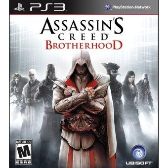 Harga Refurbished PS3 Assassin's Creed Brotherhood