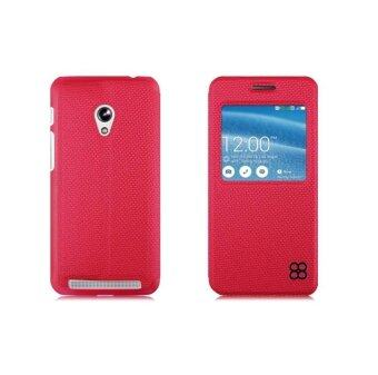 Harga Clover Point Series Case for Asus Zenfone 4 A450CG (Red) + FREE Micro USB Cable