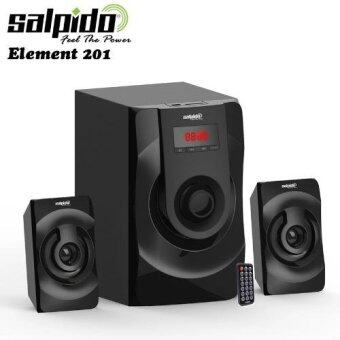Harga Salpido Element 201 2.1 Multimedia Speakers