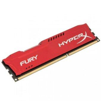 Harga Kingston HyperX FURY 8GB 1600MHz DDR3 DIMM - Red (HX316C10FR/8)