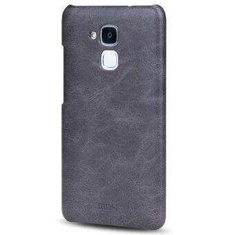 Harga MOFI Hard Back Case Cover Shell Compatible for Huawei Honor 5C Play (Dark Grey)
