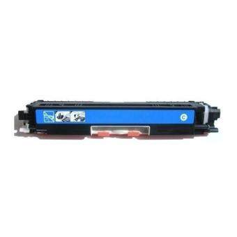 Harga Compatible Colour Laser Toner HP CE311A / 126A Cyan High Quality Compatible Toner Cartridge For LaserJet Pro CP1025 / CP1025nw / PRO 100 MFP M175a / MFP M175nw / MFP M275 / MFP M275nw Printer Toner