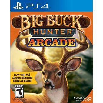 Harga Ps4 Big Buck Hunter