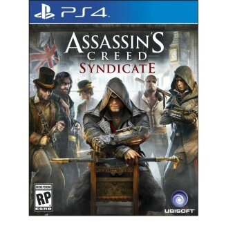 Harga Ps4 Assassin's Creed Syndicate-R1/ALL