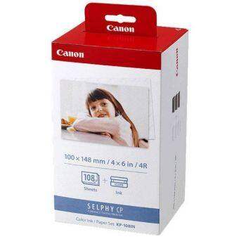 Harga Canon Kp-108In Selphy Cp Ink & Paper