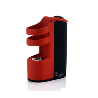 Harga Tesla Stealth TC 100W Box Mod - Red (Vape e-cigarette) **Genuine