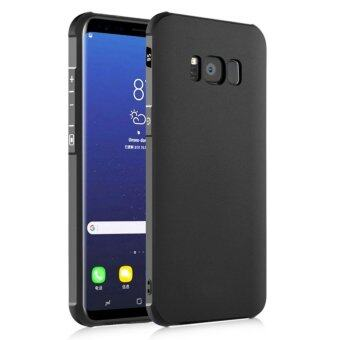 Harga Gogerstar ShockProof Ultra Thin Bumper Soft Silicone Back Case Cover for Samsung Galaxy S8