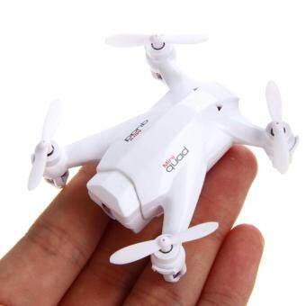 Harga XINLIN X165 4 CH 2.4G Mini Quadcopter with Gyro Hover (White)(White)
