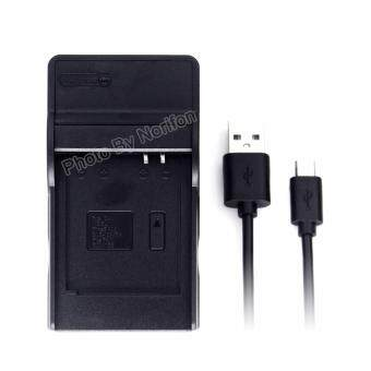 Harga NB-6L Ultra Slim USB Charger for Canon PowerShot SX530 HS SX610 HS SX710 HS SD1200 IS SD1300 IS S120 IXY 10S IXY 30S Camera and More