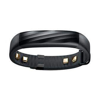 Harga GPL/ UP3 by Jawbone Heart Rate, Activity + Sleep Tracker, Black Twist/ship from USA
