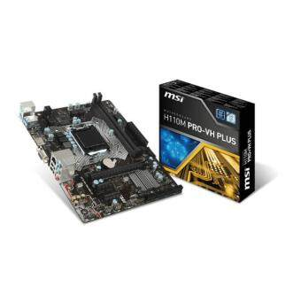 Harga MSI H110M PRO-VH PLUS SOCKET 1151 MOTHERBOARD