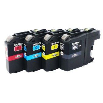 Harga Brother LC38 Original Bulk Set For Brother DCP-145C, DCP-165C, MFC-250C, MFC-290C.