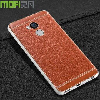 Harga MOFI Xiaomi Redmi 4 case original Xiomi Redmi 4 prime cover silicon back coque fundas Redmi 4 case 5.0