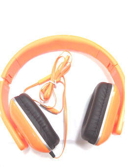 Harga Arun Color Stereo Headphones Orange