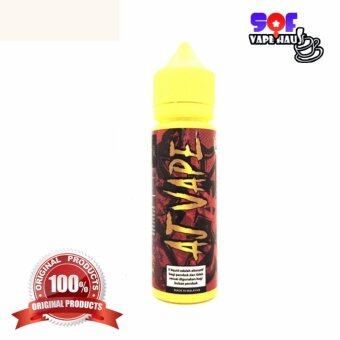 Harga (ORIGINAL) AJ Vape - Double Apple 50ml Premium Vape e-Liquid