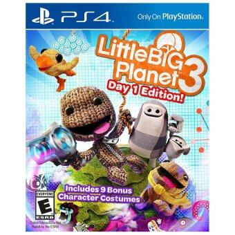 Harga PS4 Little Big Planet 3 R All