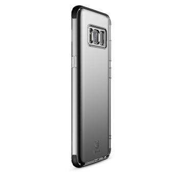 Harga Baseus Armor Case Clear Back Cover for Samsung Galaxy S8