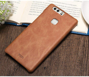 Harga Mofi Protective Case Hard Back Cover For Huawei P9 Plus (Brown)