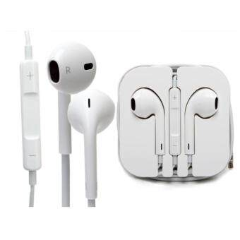Harga EarPods Earphone for iPhone iPad iPod iPhone 5S/5G/6S