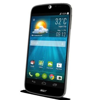 Harga Acer Liquid Jade (8GB) (Black)