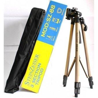 Harga SteinZeiser SZ-88 3 Section Light Weight Travelling Tripod