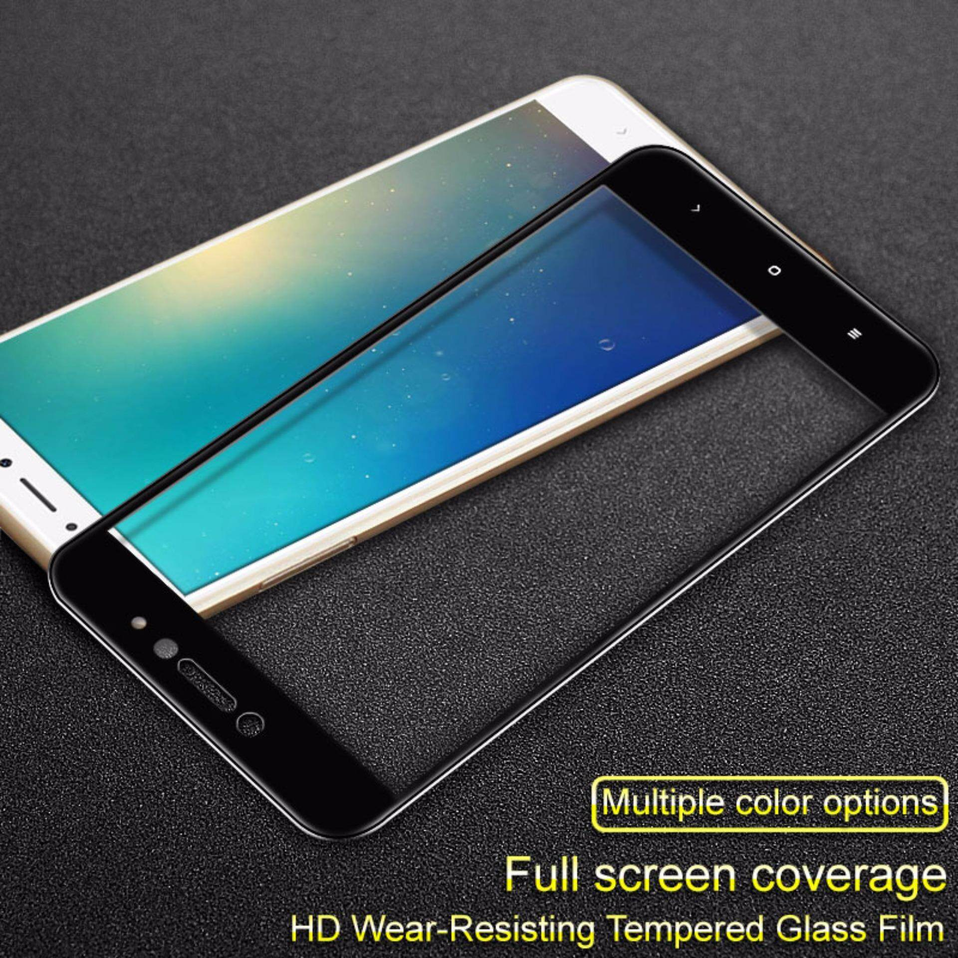The Price Of 2pcs For Xiaomi Mix 2s Tempered Glass Screen Protection Redmi Note 5 Note5 Color 25d Full Cover Imak Protector Mi Max 2 Film
